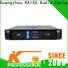 KSA durable m audio power amplifier wholesale outdoor audio