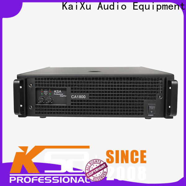 top quality live power amp with good price for club