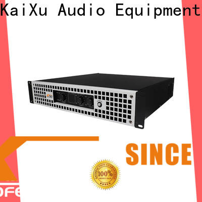 KSA best professional power amplifier company for night club