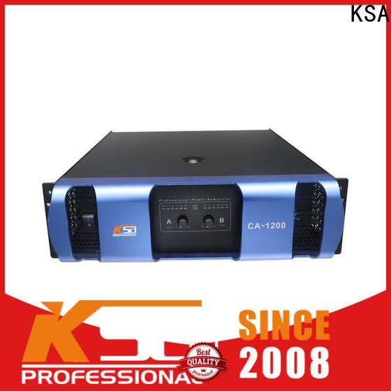 KSA hot selling class audio amplifiers best supplier bulk buy