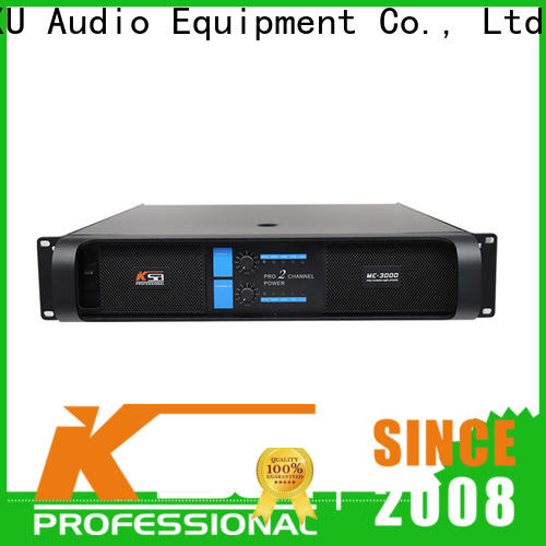 KSA professional audio power amplifier factory direct supply for club