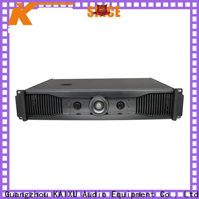 KSA simple stereo amplifier