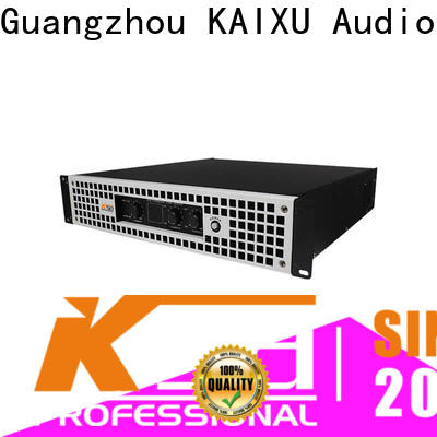 hot-sale best 2 channel power amplifier directly sale bulk production