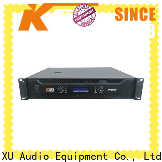 KSA best audio power amplifier directly sale bulk buy