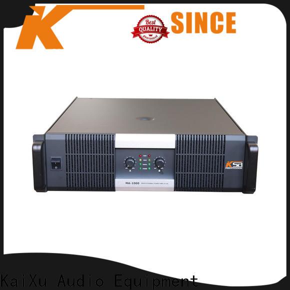 KSA music amplifier manufacturer for ktv