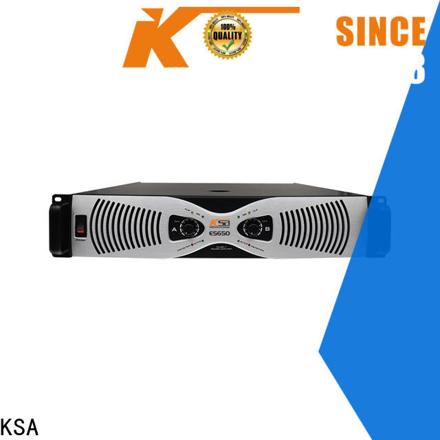 KSA china amplifier from China for promotion