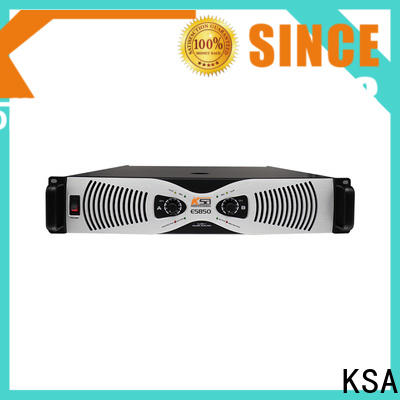 KSA reliable high power audio amplifier suppliers for lcd