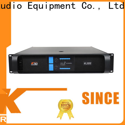 KSA best ktv amplifier factory outdoor audio