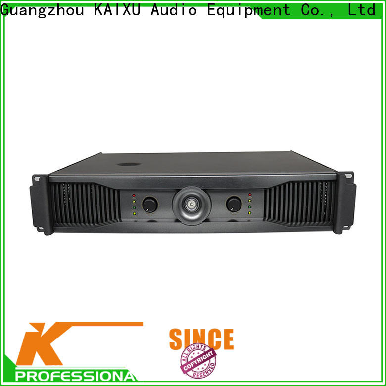 KSA class a power amplifier