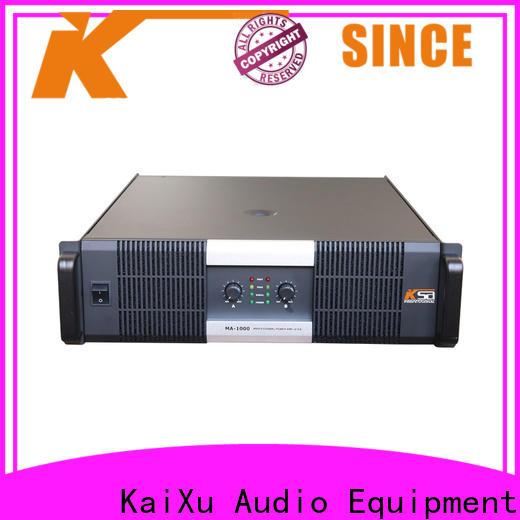 KSA hifi amplifier supply for ktv