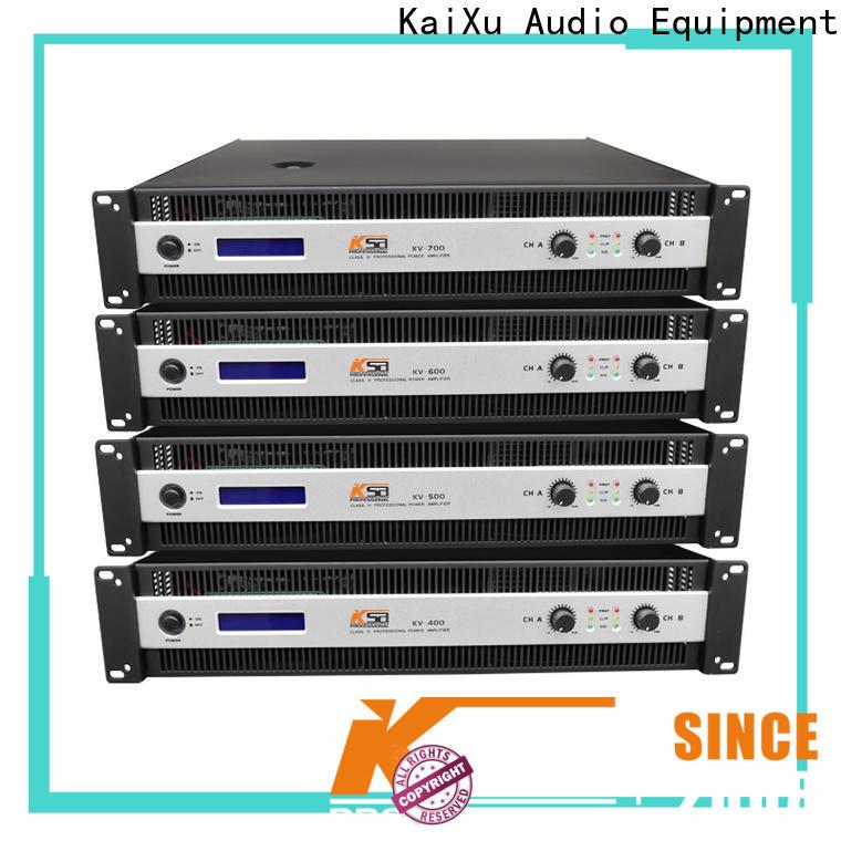 KSA basic stereo amplifier inquire now karaoke equipment