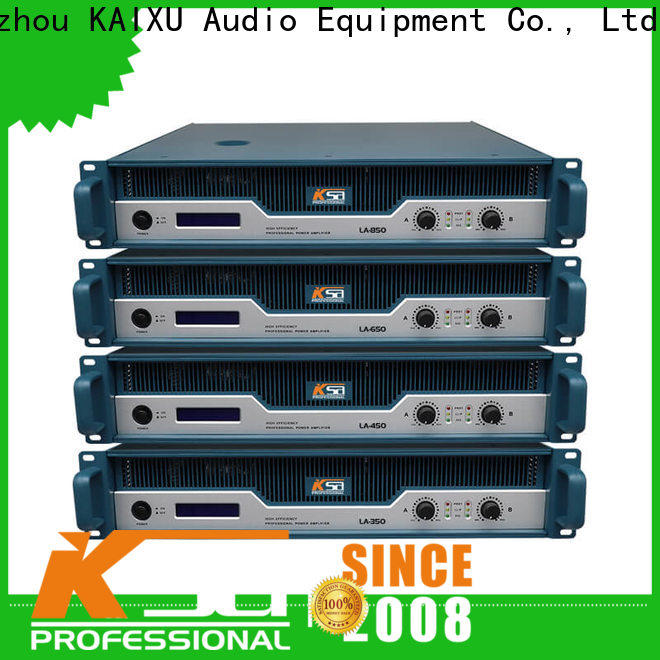 KSA best value high power home stereo amplifier from China for promotion
