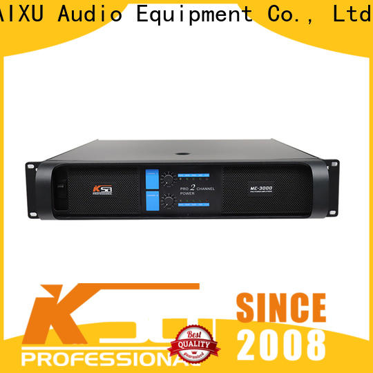 KSA audio power amplifiers supply for ktv