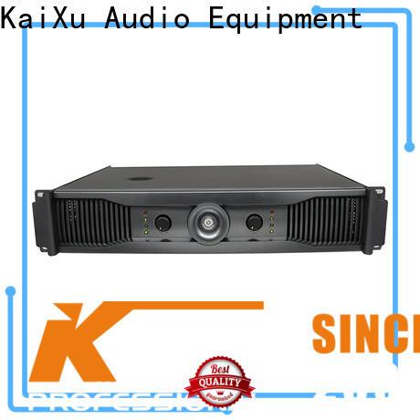 KSA best live sound amplifiers