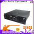 top quality pa amplifier directly sale for club
