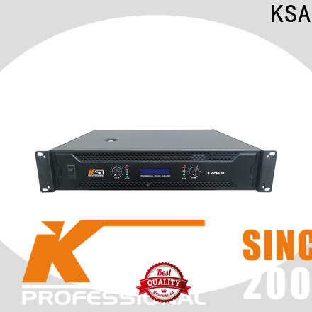 KSA home theater power amplifier directly sale bulk production