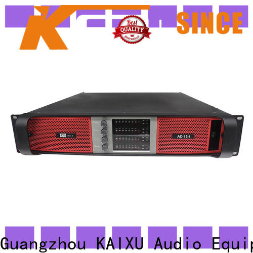 professional digital power amplifier best manufacturer