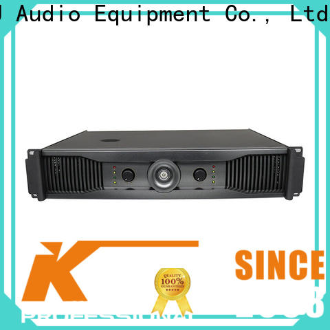 power audio amplifier