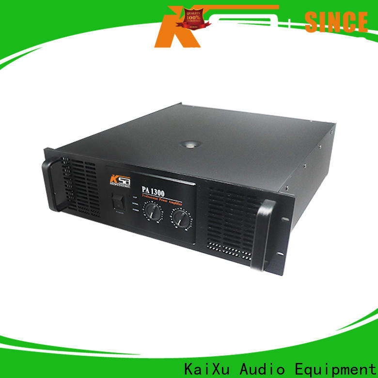 reliable home amplifier supply for night club