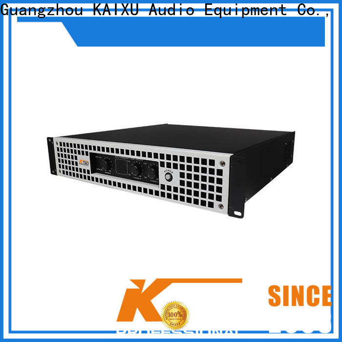 KSA compact amplifier home from China bulk production