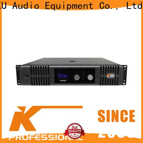 KSA simple power amplifier manufacturer for bar