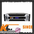 top selling power sound amplifier suppliers for promotion