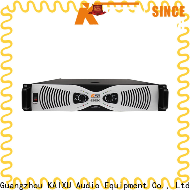 KSA best pa amp with good price for classroom