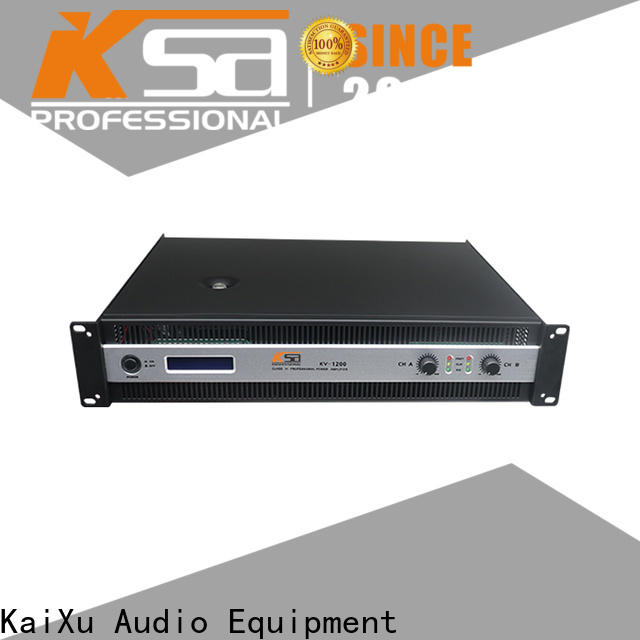 low-cost best chinese power amplifier from China for club