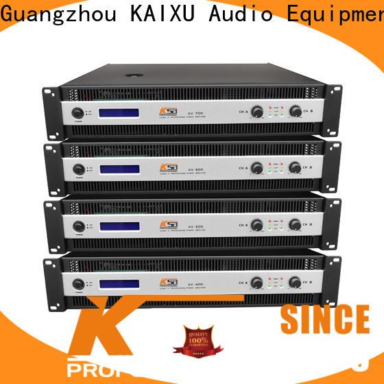 KSA live sound amps best manufacturer for ktv