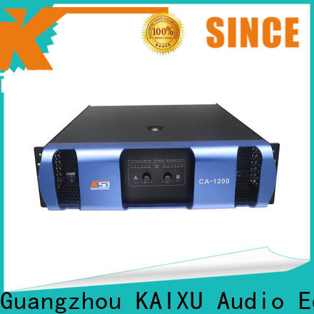 high quality live power amp wholesale for club