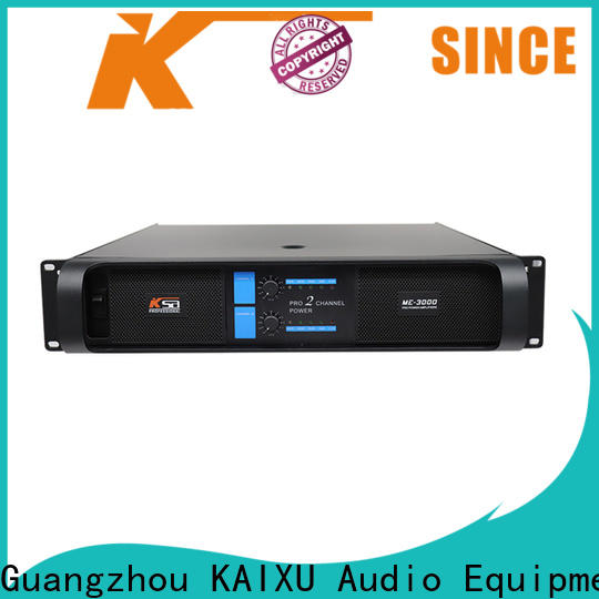 KSA power amplifier pa system supplier bulk production