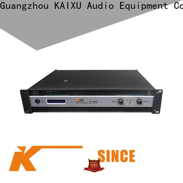 KSA pro audio power amp company for sale