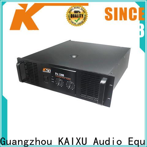 KSA high quality power amp factory direct supply for speaker