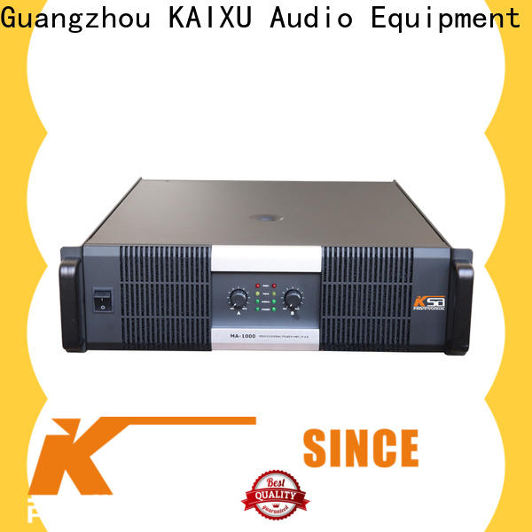 KSA stereo amp inquire now outdoor audio