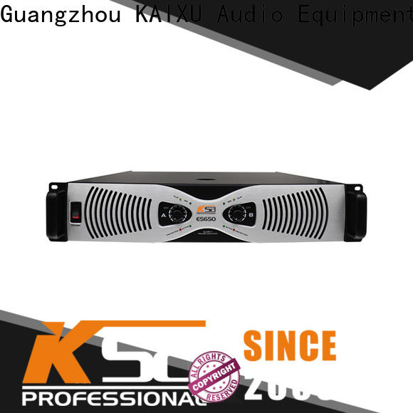 KSA best price china amplifier directly sale for classroom
