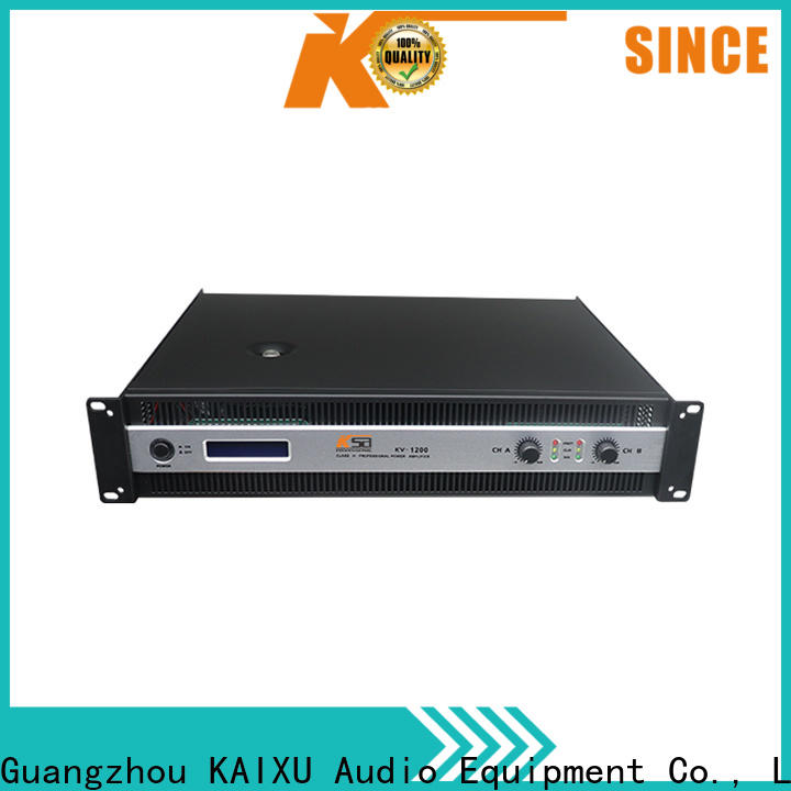 KSA practical home theater power amplifier from China karaoke equipment