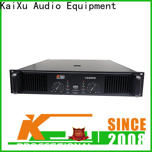 KSA low power stereo amplifier with good price for bar