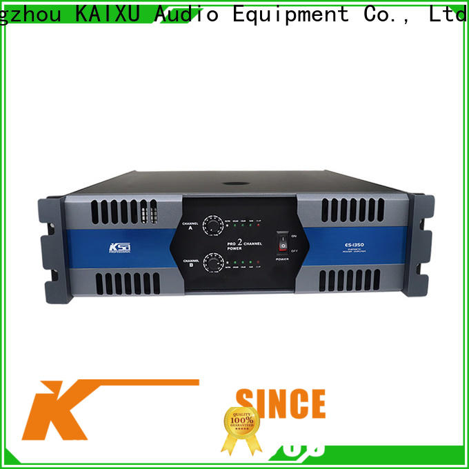 promotional cheap power amplifier from China for speaker