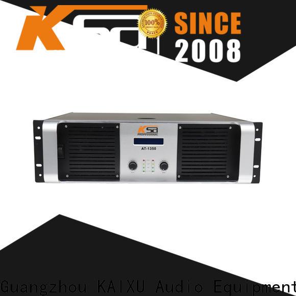 worldwide best dj amplifier wholesale for stage