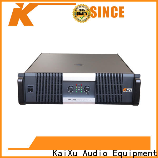 KSA latest professional amp inquire now outdoor audio