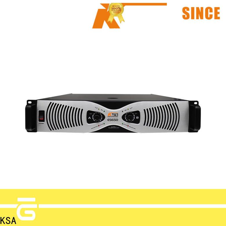 KSA class e power amplifier directly sale for lcd