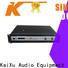KSA top quality 4 channel amp home theater directly sale for sale