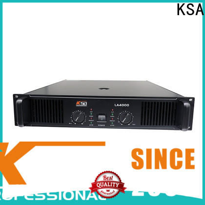 KSA home stereo power amp inquire now for speaker