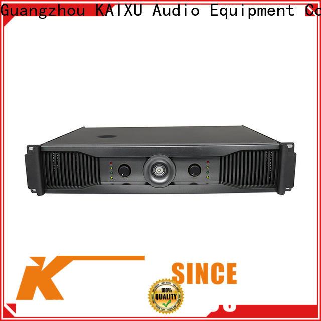 best dj power amplifier