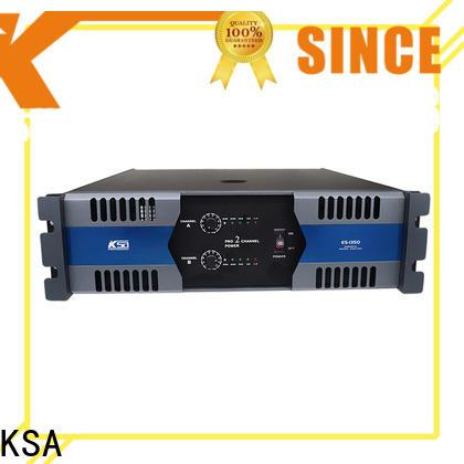 KSA practical 2 channel power amplifier home stereo supply bulk buy