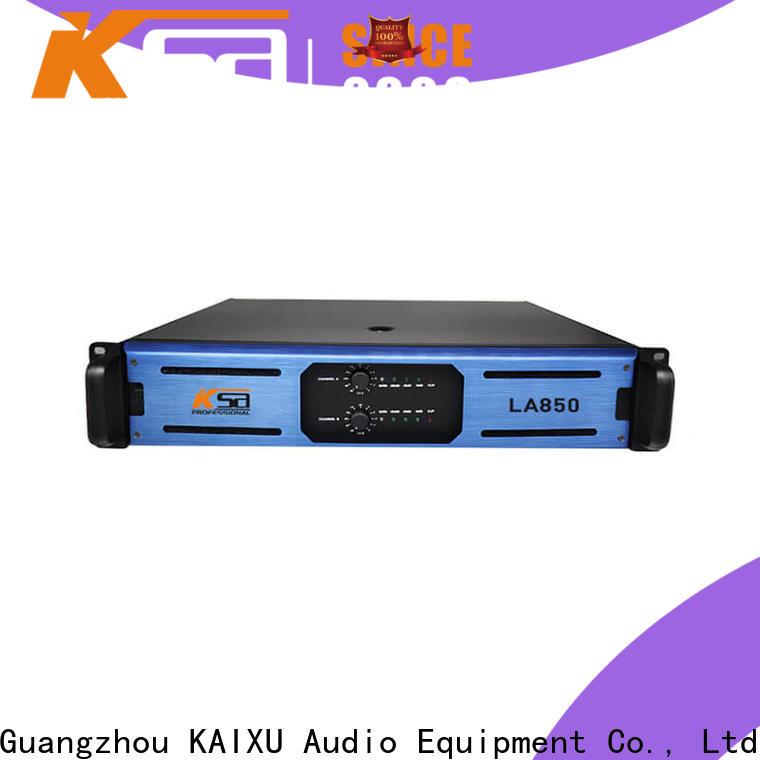 KSA durable stereo and amplifier wholesale bulk production
