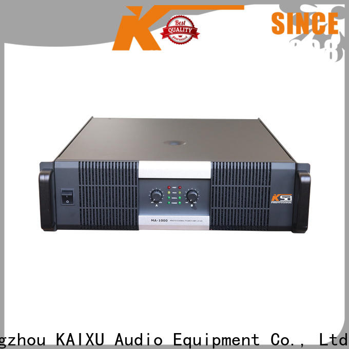 quality home stereo amplifier best manufacturer for club