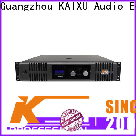 KSA quality best power amplifier for live sound wholesale for club