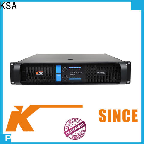 KSA low-cost m audio power amplifier with good price for business