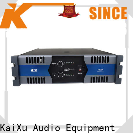 KSA high quality home audio power amplifier best supplier for stage